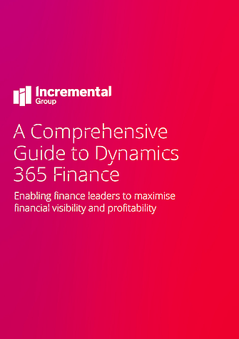 Dynamics 365 finance guide page-1
