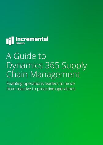 Dynamics 365 supply chain management cover-1