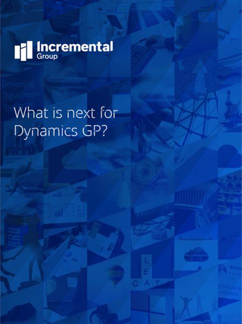 Dynamics GP cover
