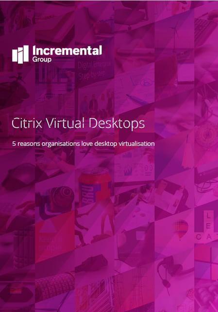 citrix virtual desktops