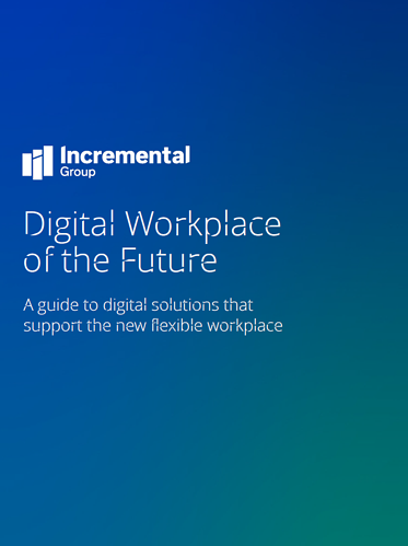 digital workplace of the future guide cover