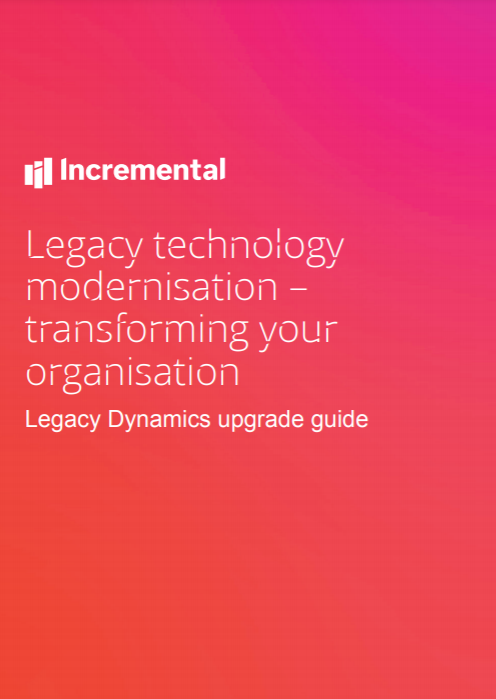legacy technology guide cover