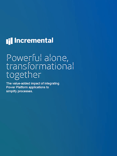 powerful alone transformational together guide cover