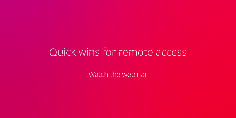 remote access webinar recording image